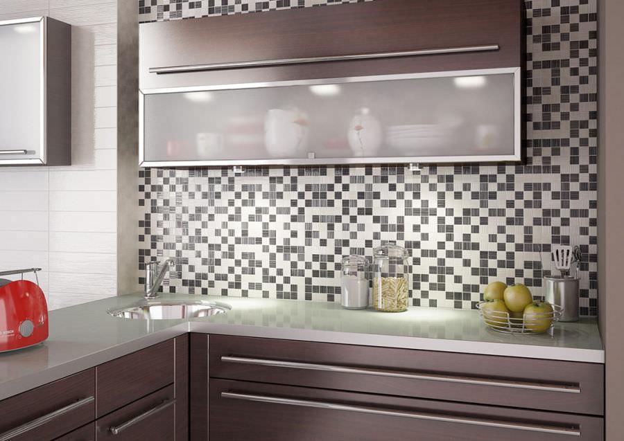 mosaico da cucina / da pavimento / in ceramica / opaco - bulevar ... - Ceramica Cucina