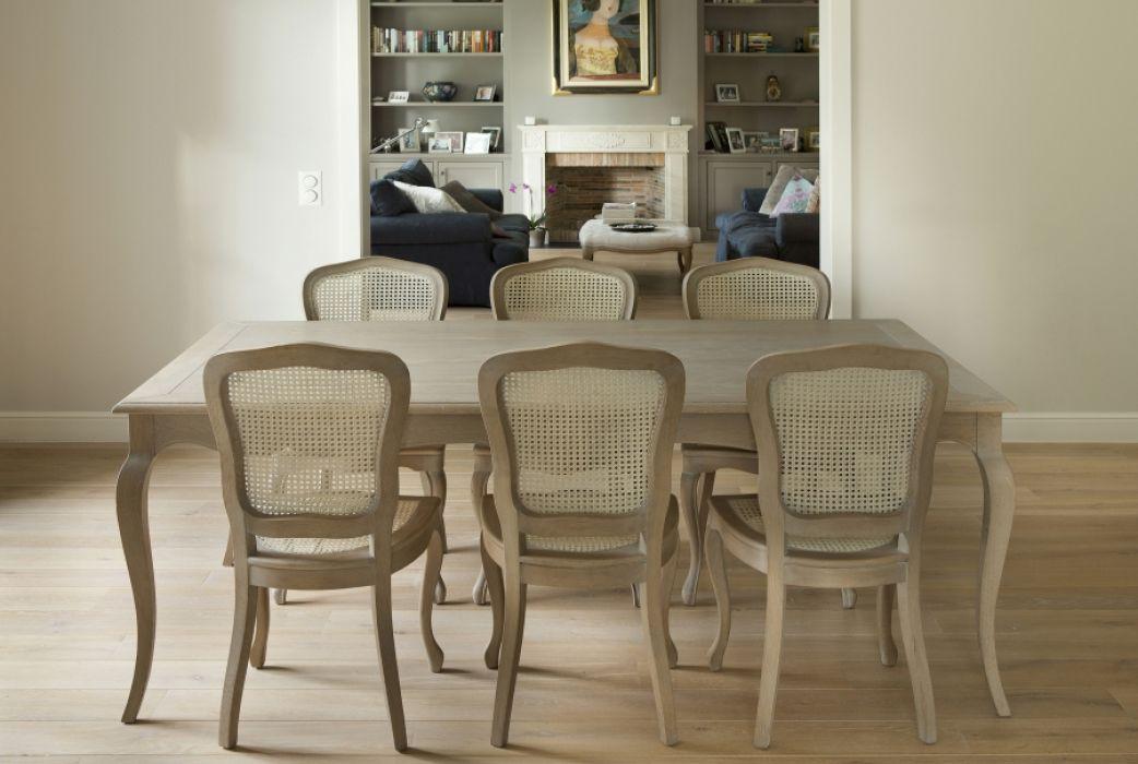 Tavolo Da Pranzo In Francese : Tavolo da pranzo in stile francese in quercia in ciliegio in