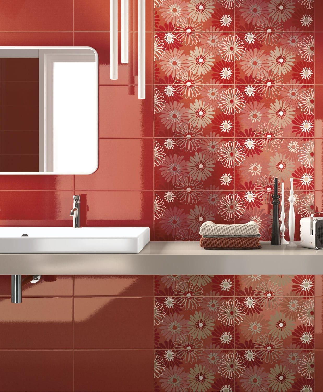 piastrella da bagno da parete in ceramica lucida circus ragno