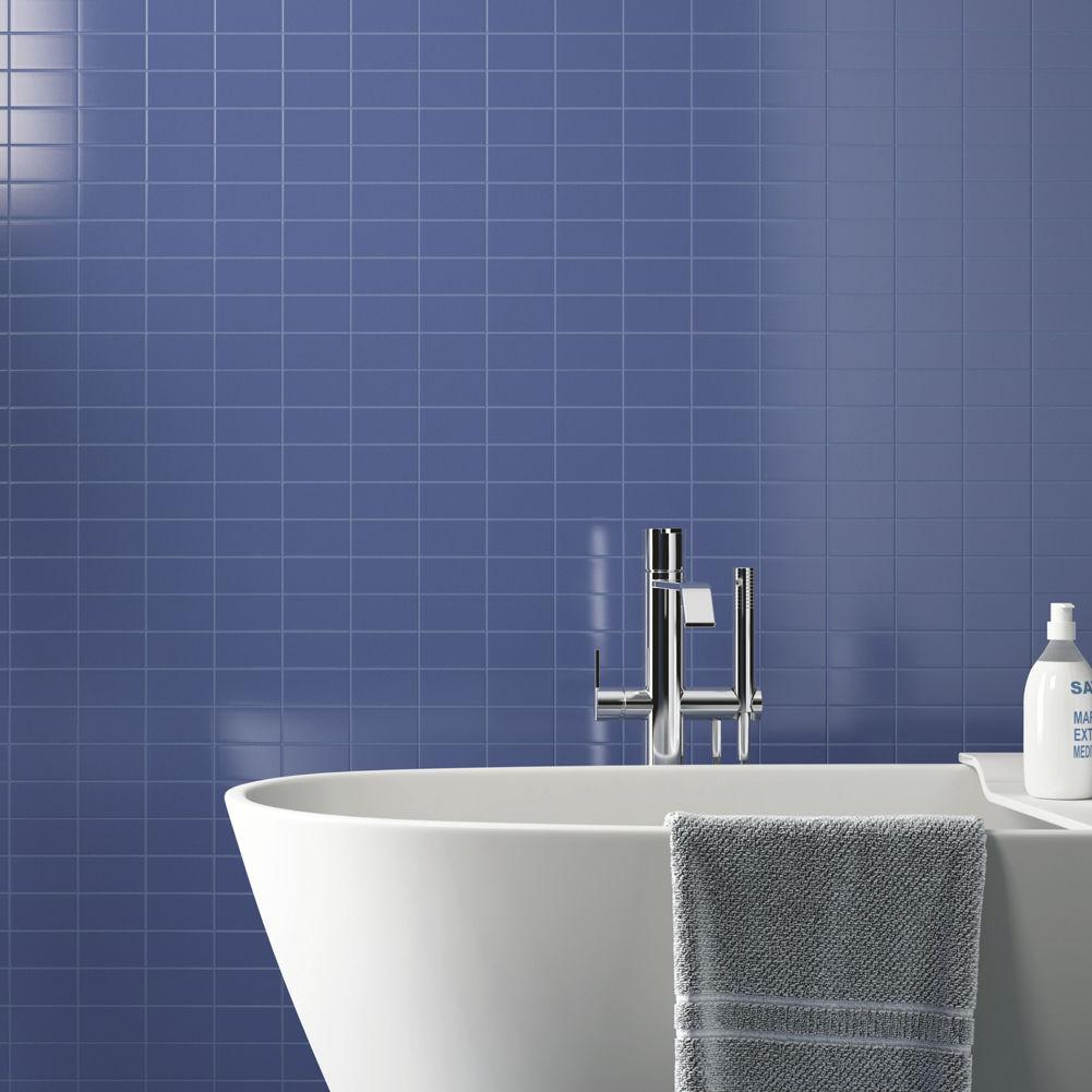 Piastrella da bagno / da cucina / da parete / in ceramica - COLOURS ...