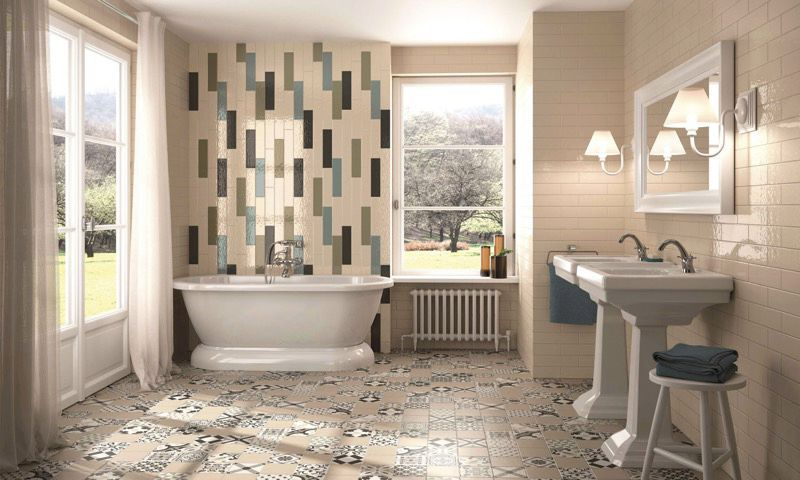 Piastrelle Da Bagno Prezzi : Piastrella da interno da bagno da pavimento in ceramica