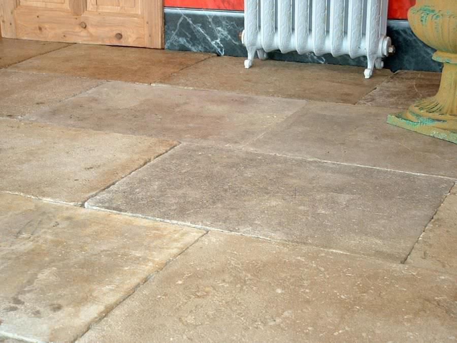 Famoso Piastrella da interno / da pavimento / in pietra naturale  FF86