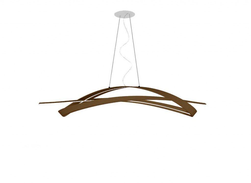 Lampadario moderno / in legno   brazo l   actual design studio
