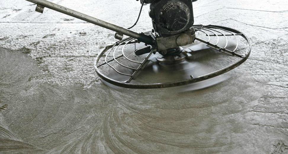 Pavimenti In Cemento Industriale : Pavimento in calcestruzzo per uso industriale liscio aspetto