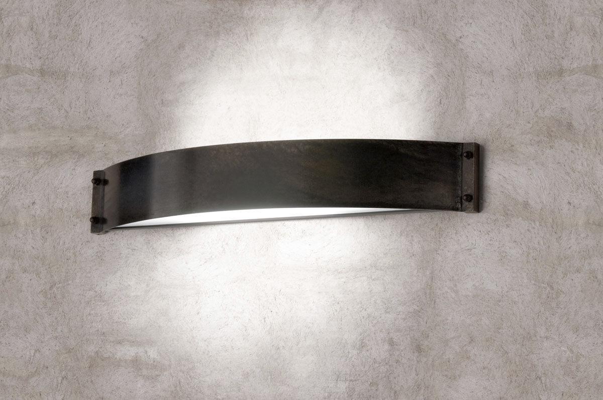 Applique classica in ottone in acciaio in rame allegro