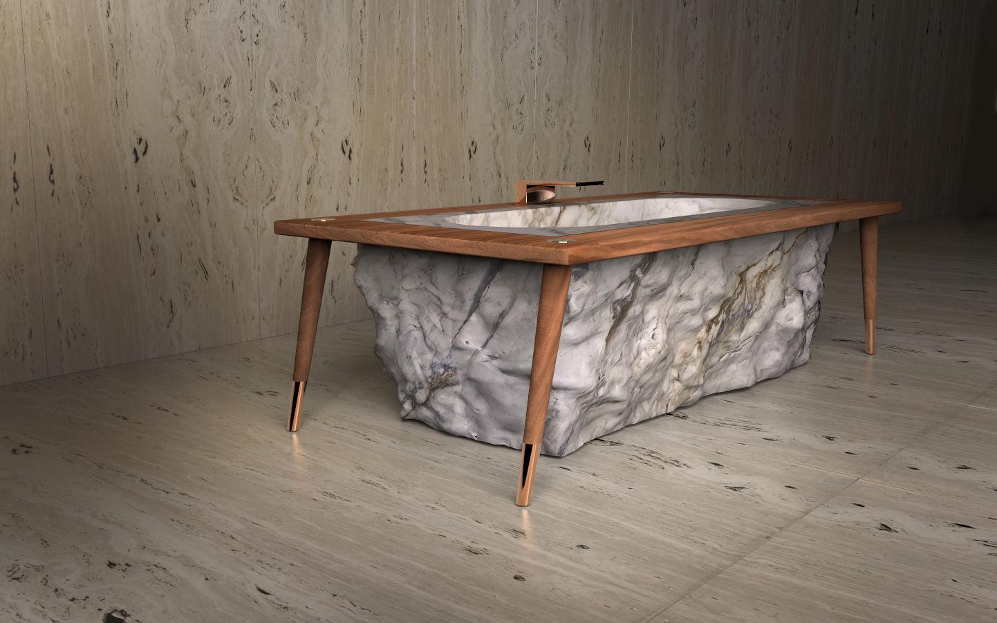 Vasca Da Bagno Di Rame : Vasche da bagno in rame archiproducts