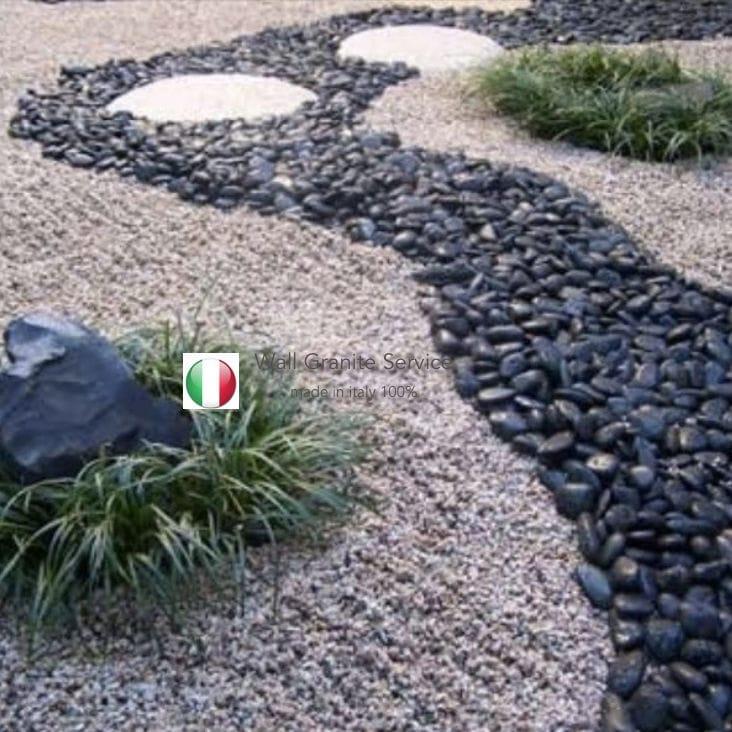 Ciottolo Per Terrazza Per Vasca Per Pavimento Esterno Levigato
