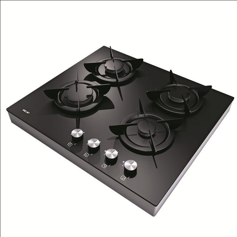 Piano cottura a gas / in ghisa - 486 C*G6044 * * - ICF Kitchen ...