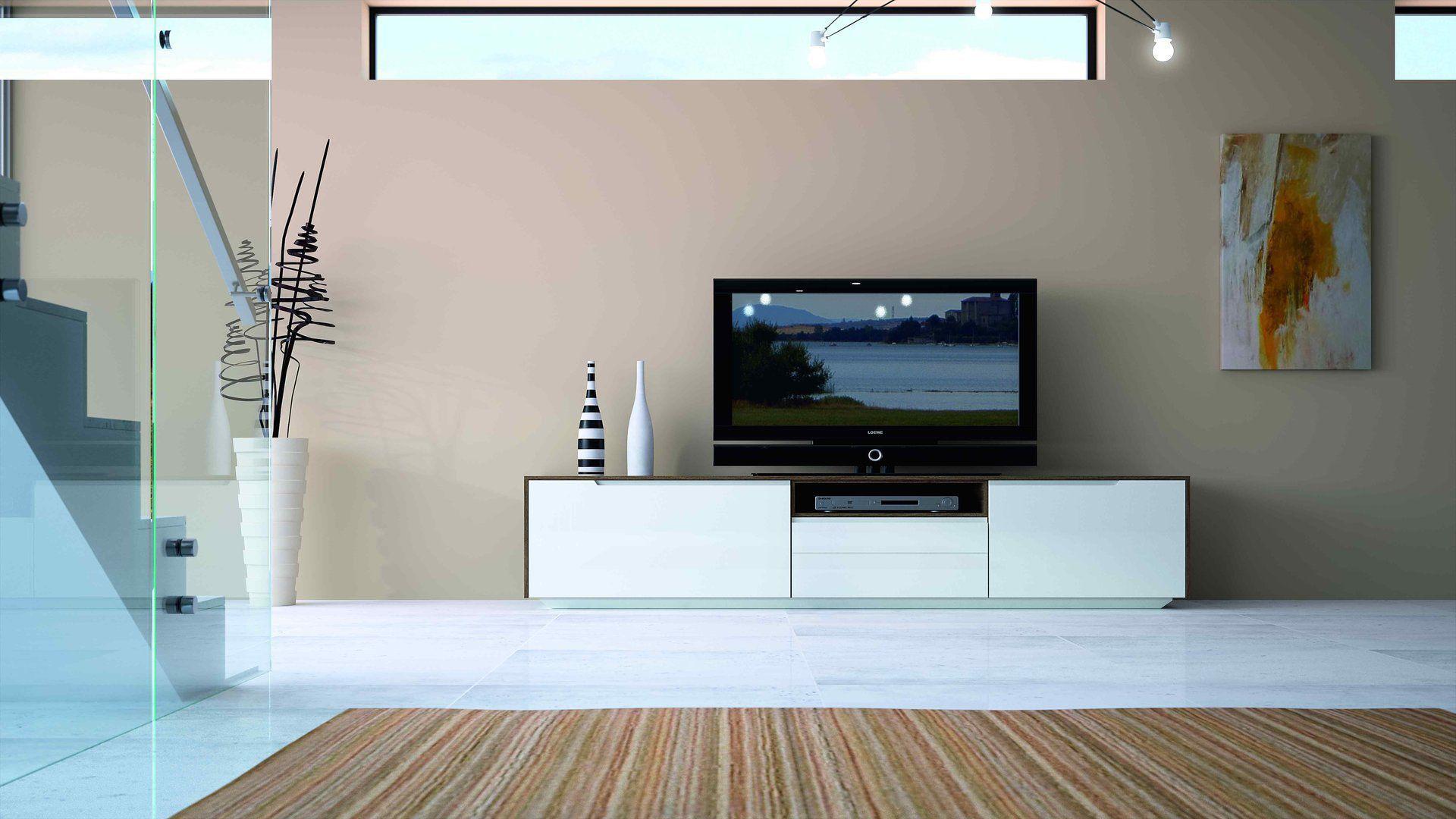 Mobile Tv Moderno Led : Mobile tv moderno in legno nice movis furniture