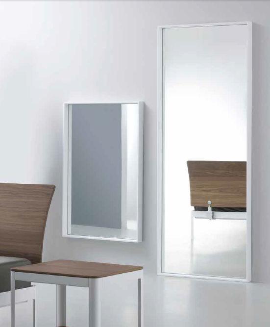 Specchio a muro / da sala / per camera da letto / moderno - PLANE ...