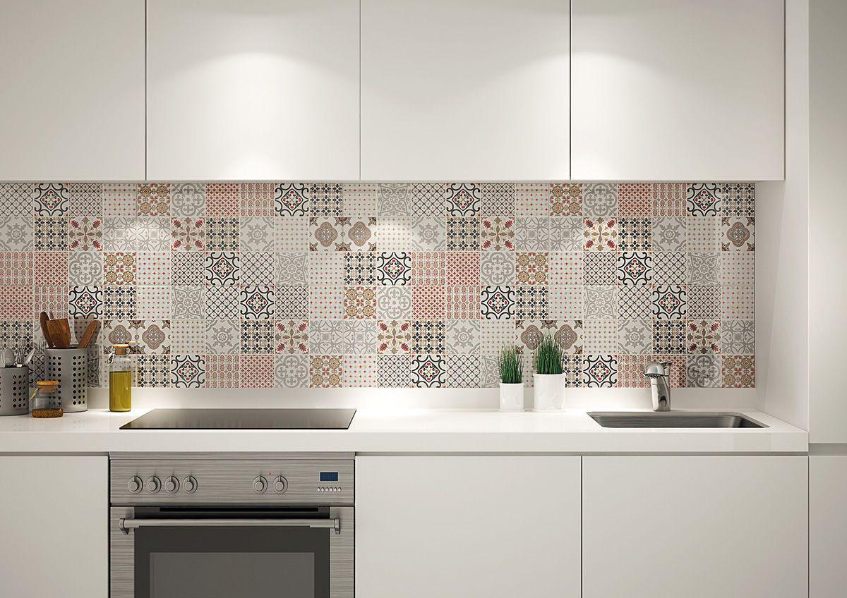 Piastrella da cucina da parete in ceramica levigata zen