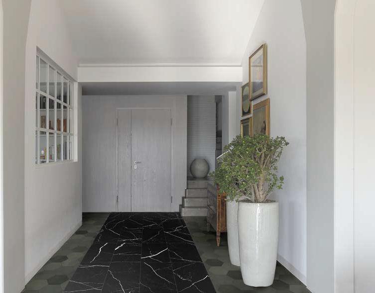 Piastrella da interno da bagno da pavimento da parete mate