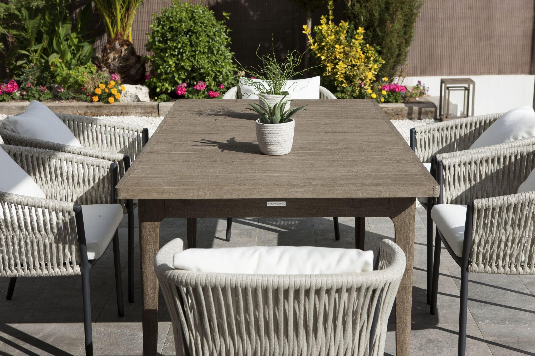 Sedia moderna con braccioli imbottita in alluminio hampton