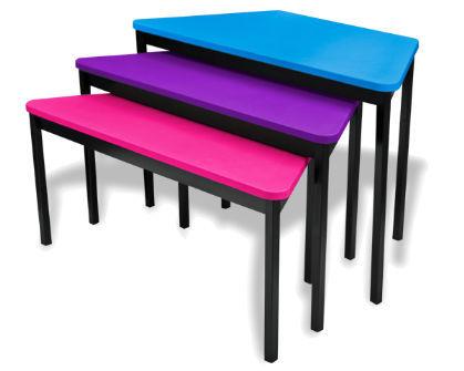 Ufficio Moderno Sa : Tavolo moderno in laminato per scuola per ufficio mobiliario