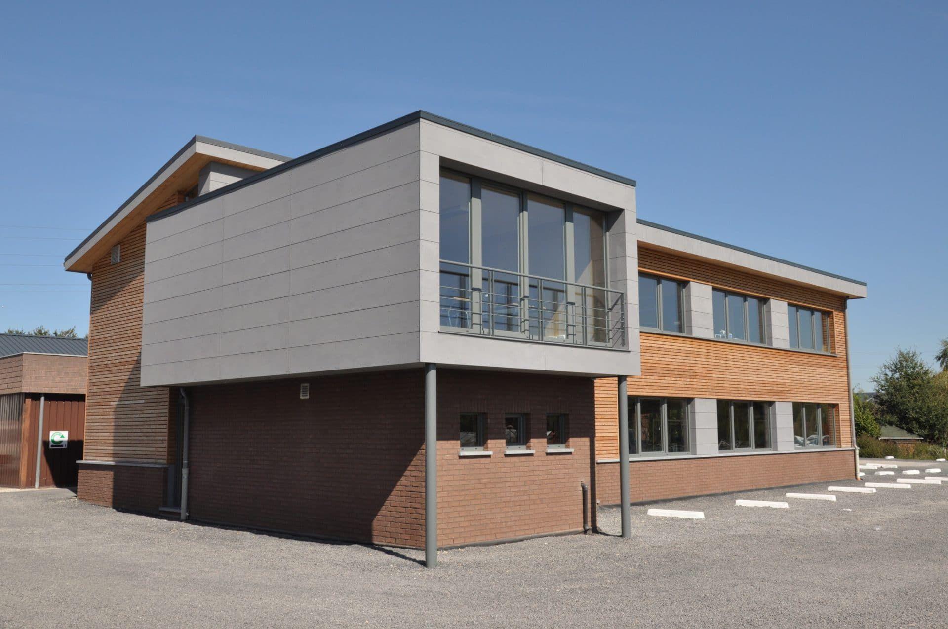 Ufficio In Legno Prefabbricato : Edificio prefabbricato per ufficio in legno moderno liÈge by