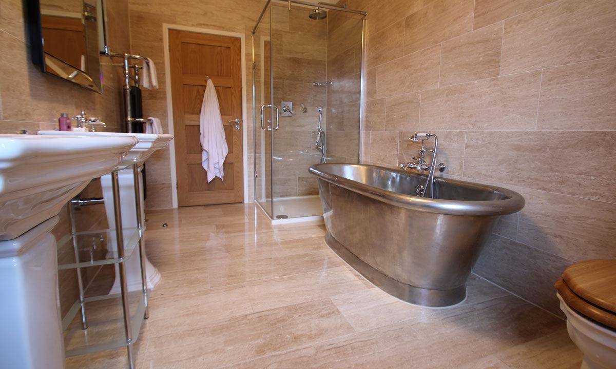 Vasca Da Bagno In Rame Prezzi : Vasca da bagno da appoggio ovale in rame in stagno aequs