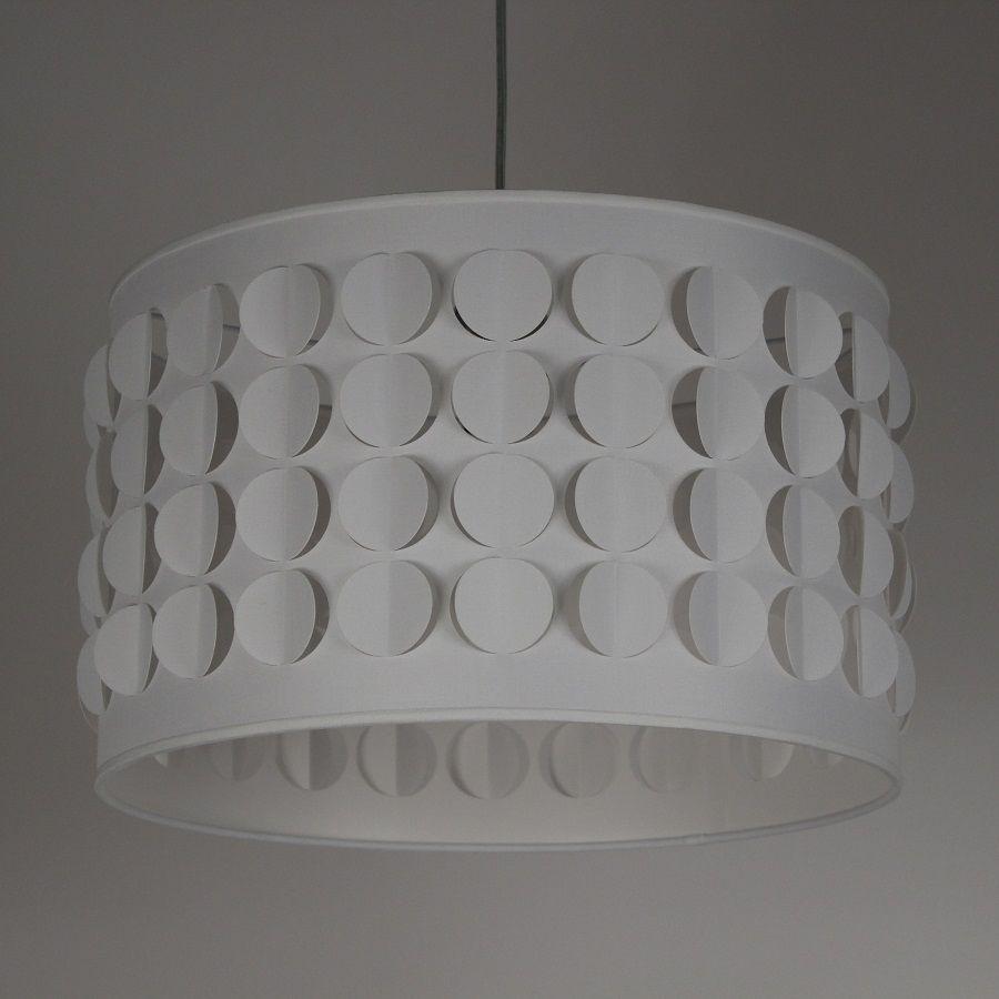 Plafoniere Moderne In Tessuto : Lampada a sospensione moderna in tessuto fatta mano t