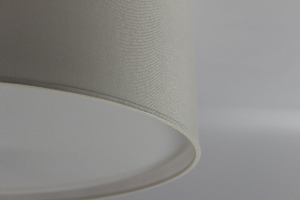 Plafoniere Moderne In Tessuto : Plafoniera moderna tonda in vetro soffiato tessuto p