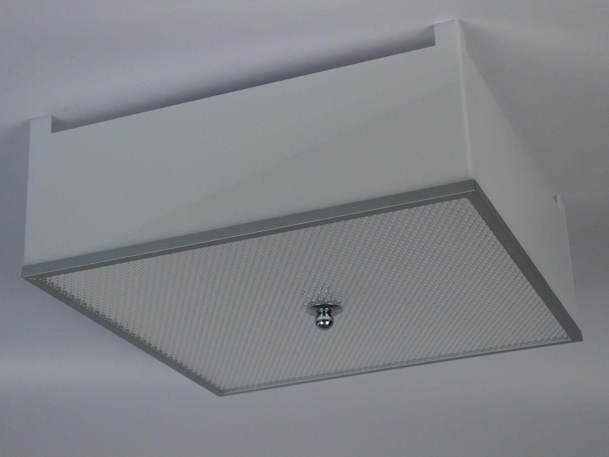 Plafoniera Led Quadrata : Plafoniera moderna quadrata in plexiglas® led p008 ipsilon