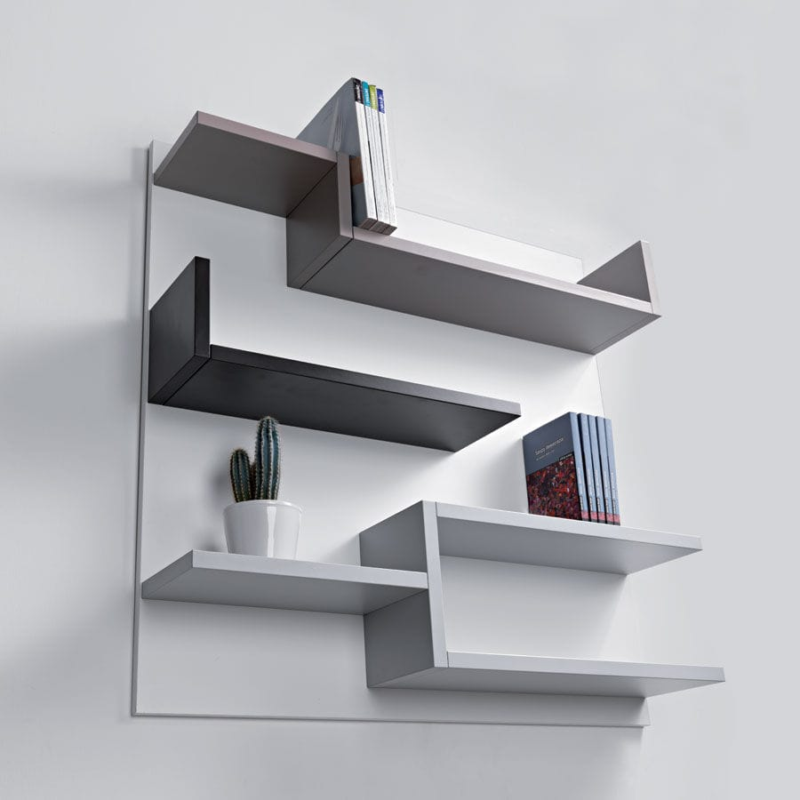 Mensola / moderno / in laminato - OPERHA : MYSHELF 0/73 by ...