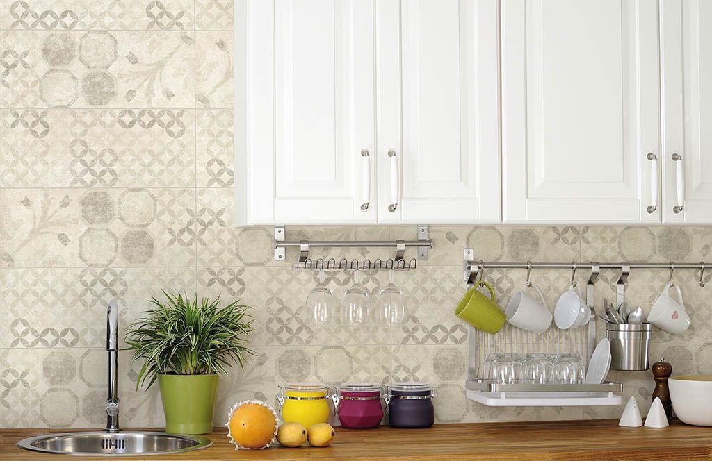 Piastrella da bagno / da cucina / da parete / in ceramica - SOHO ...