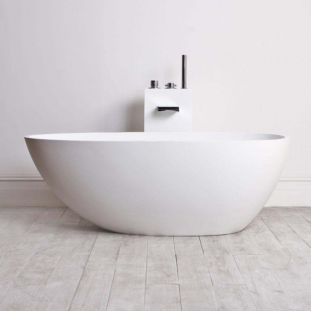 Favoloso Vasca da bagno da appoggio / ovale / in composito - EGG SHELL MINI  VX61