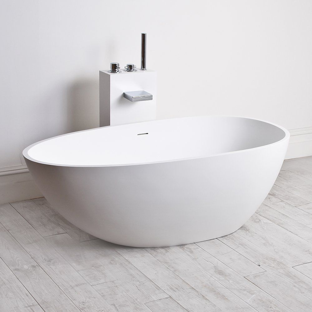 Top Vasca da bagno da appoggio / ovale / in composito - EGG SHELL MINI  DO64