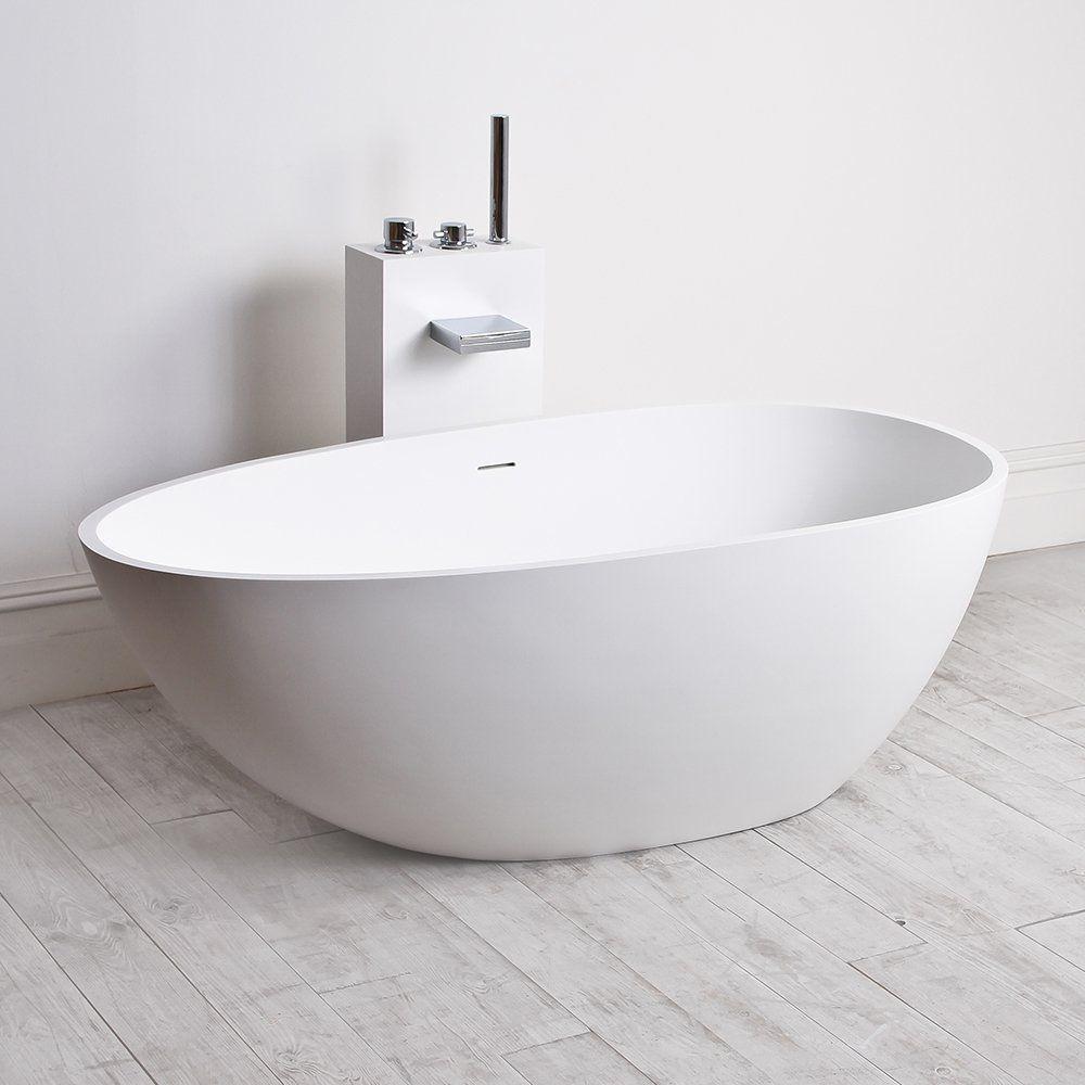 Top Vasca da bagno da appoggio / ovale / in composito - EGG SHELL MINI  DO64