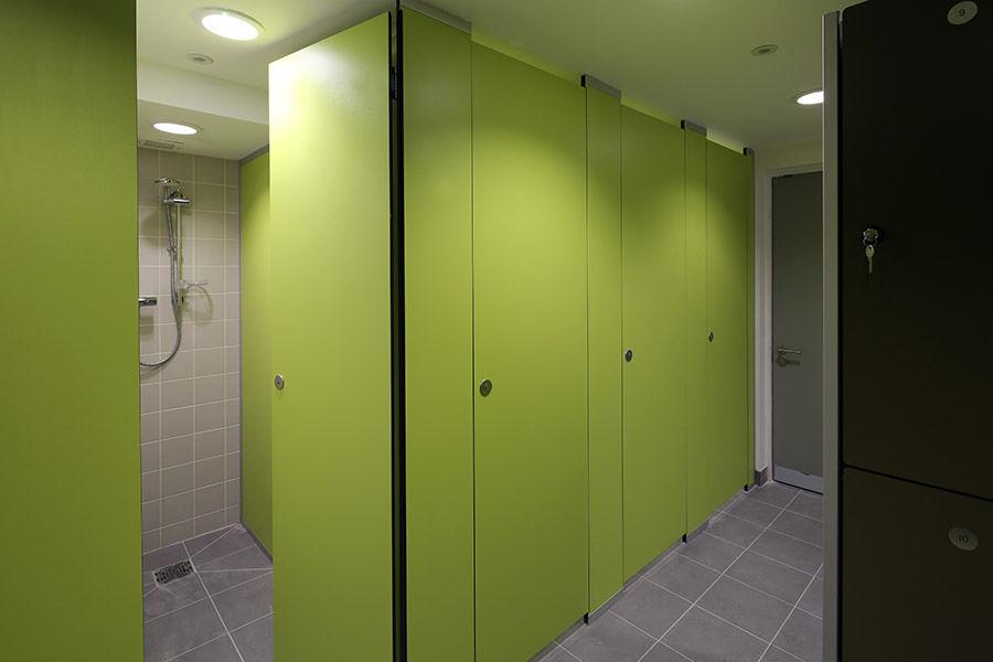 Box doccia in laminato / in alluminio / in acciaio inox / per bagno ...