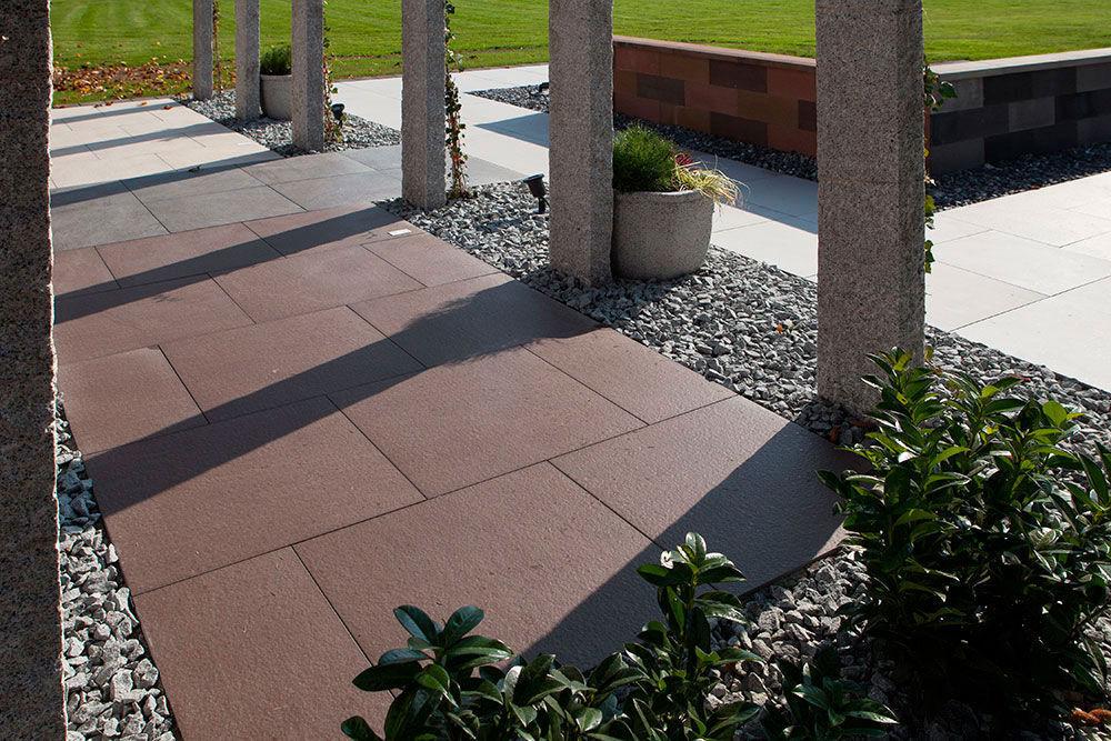 Piastrella da interno da esterno da pavimento in ceramica uhl