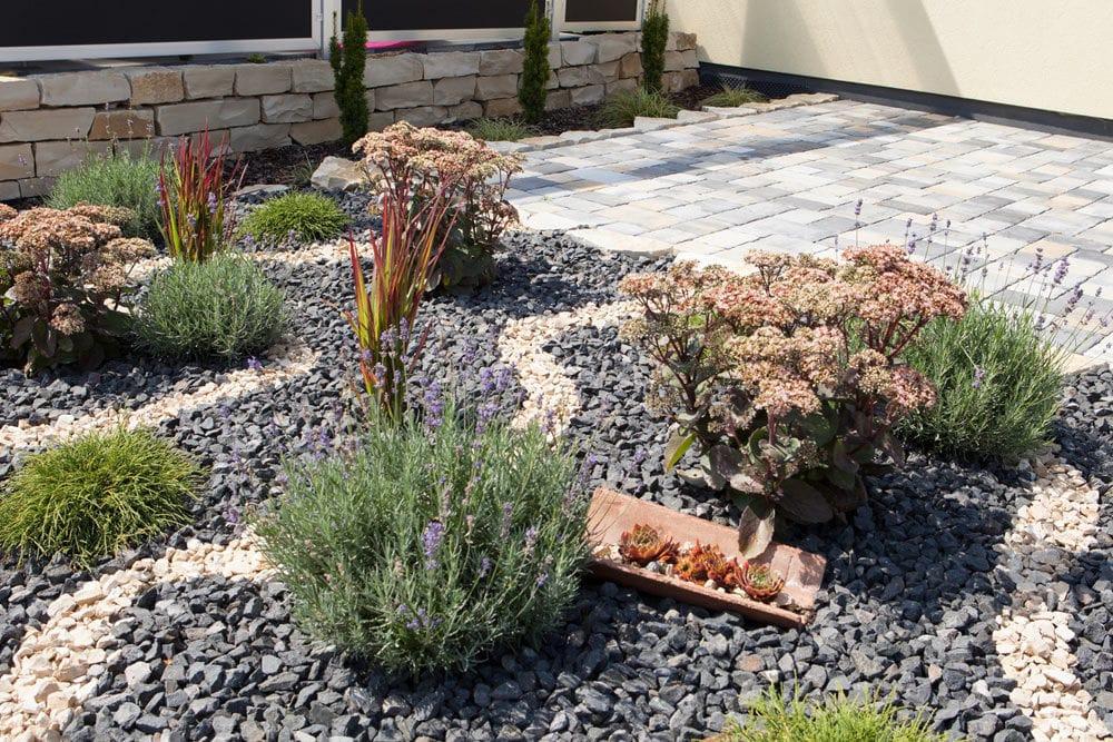 Favorito Ghiaia in pietra lavica / in ardesia / per giardino / per esterni  YQ94