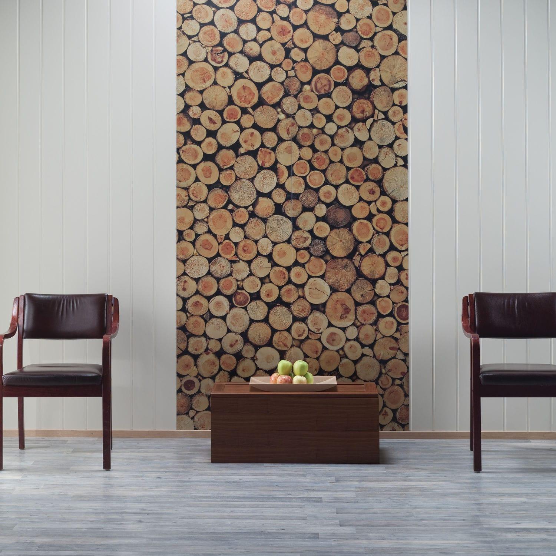 Pannello decorativo in fibra di legno da parete con motivo