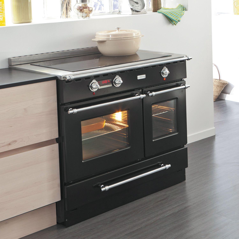 Blocco cucina a gas / elettrico / a induzione / con cappa ...