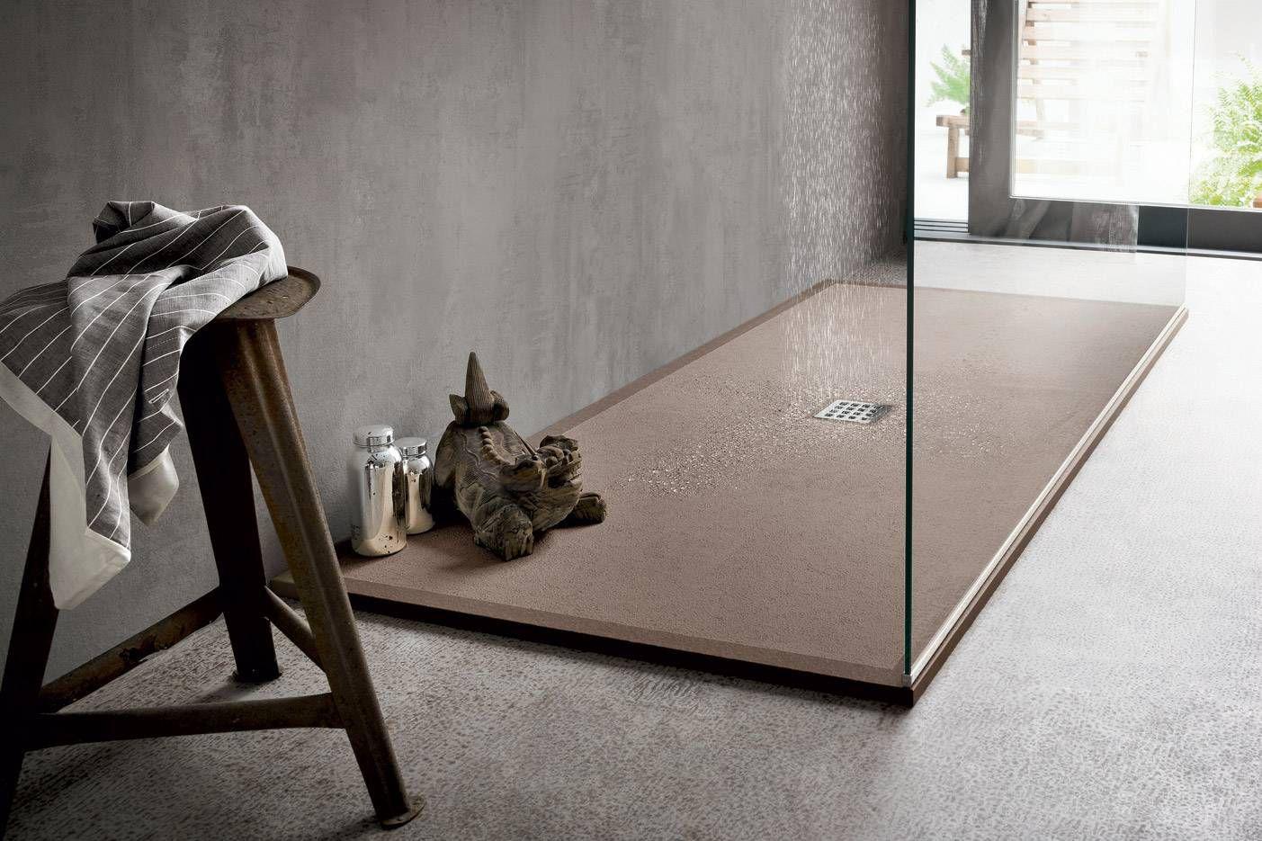 Piatto doccia rettangolare / in marmo - MARTINI PIETRA - IDEAL BAGNI