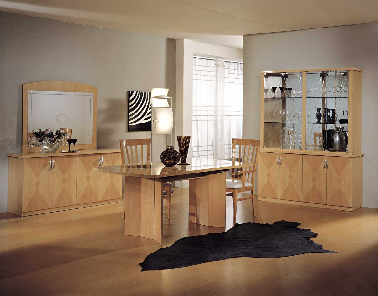 Credenza Con Vetro Moderna : Credenza con alzata moderna in legno vetro elena ben