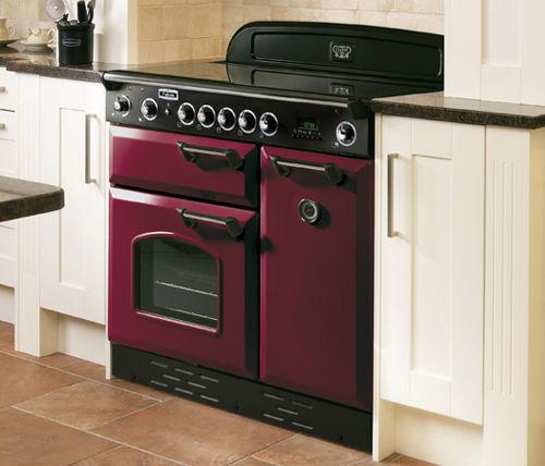 Blocco cucina a gas / elettrico / con doppia alimentazione / in ...