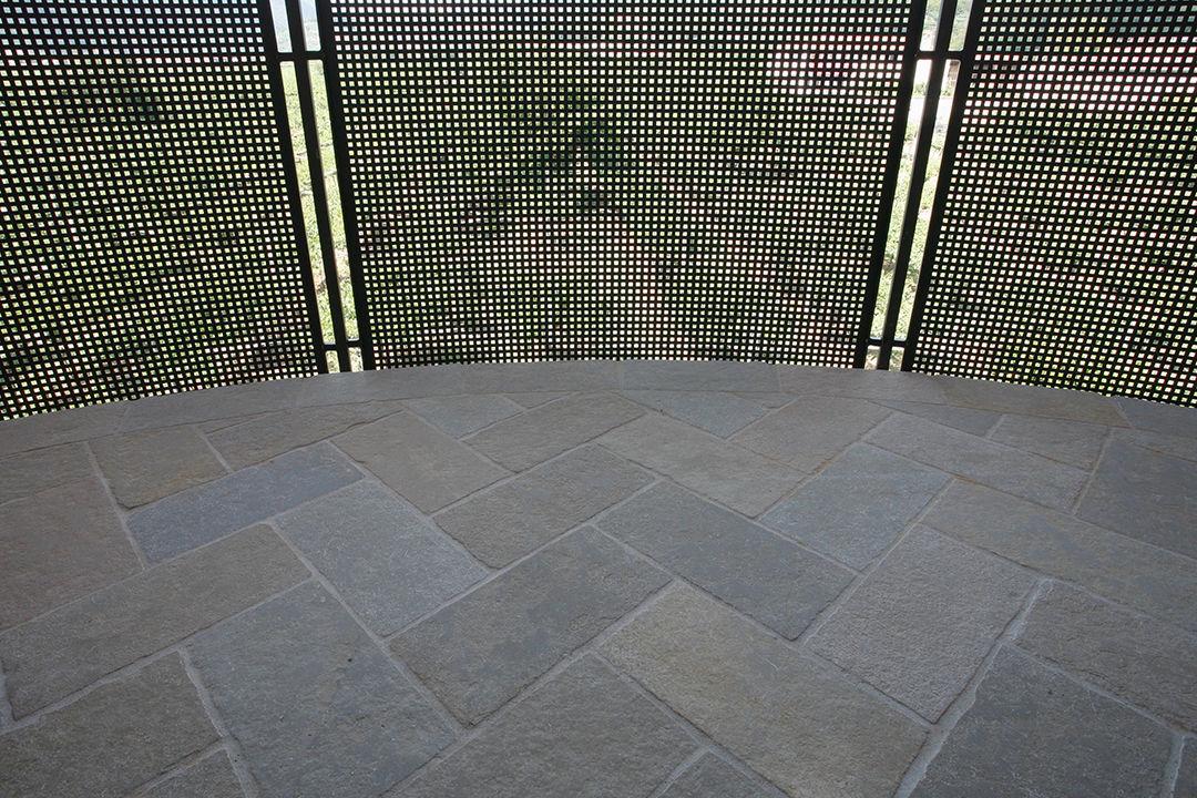 Piastrella da interno da esterno per pavimento in pietra