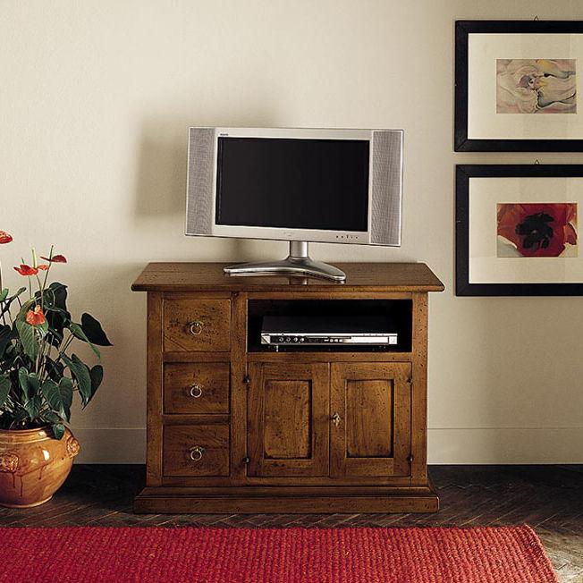 Mobile porta TV classico / in legno - 574 - flli zorzella mobili