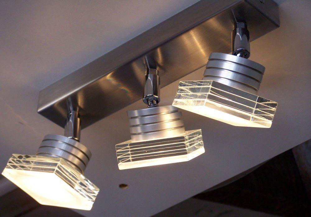 Faretto da soffitto da bagno per cucina da esterno clarity