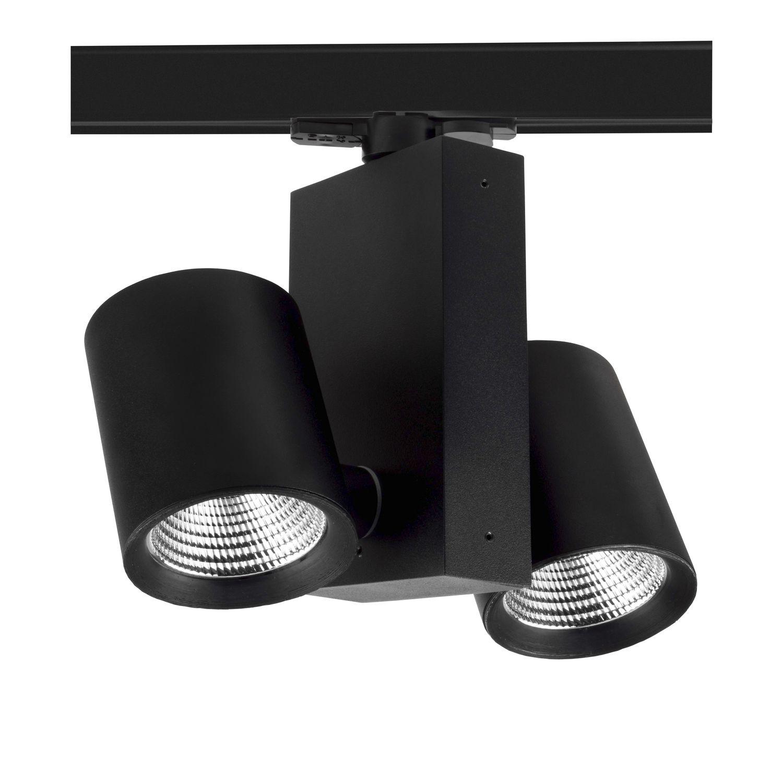 Faretto sporgente / da interno / per cucina / LED - TRACER TWIN ...