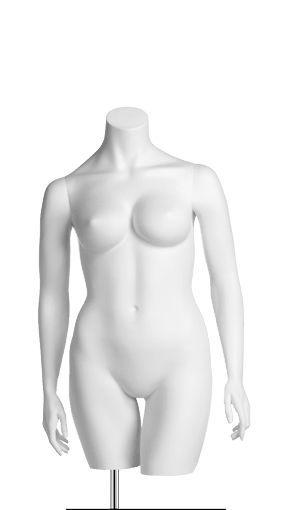 bdef0dd6950b Busto uomo corpulento / astratto - XL / XXL - GENESIS MANNEQUINS