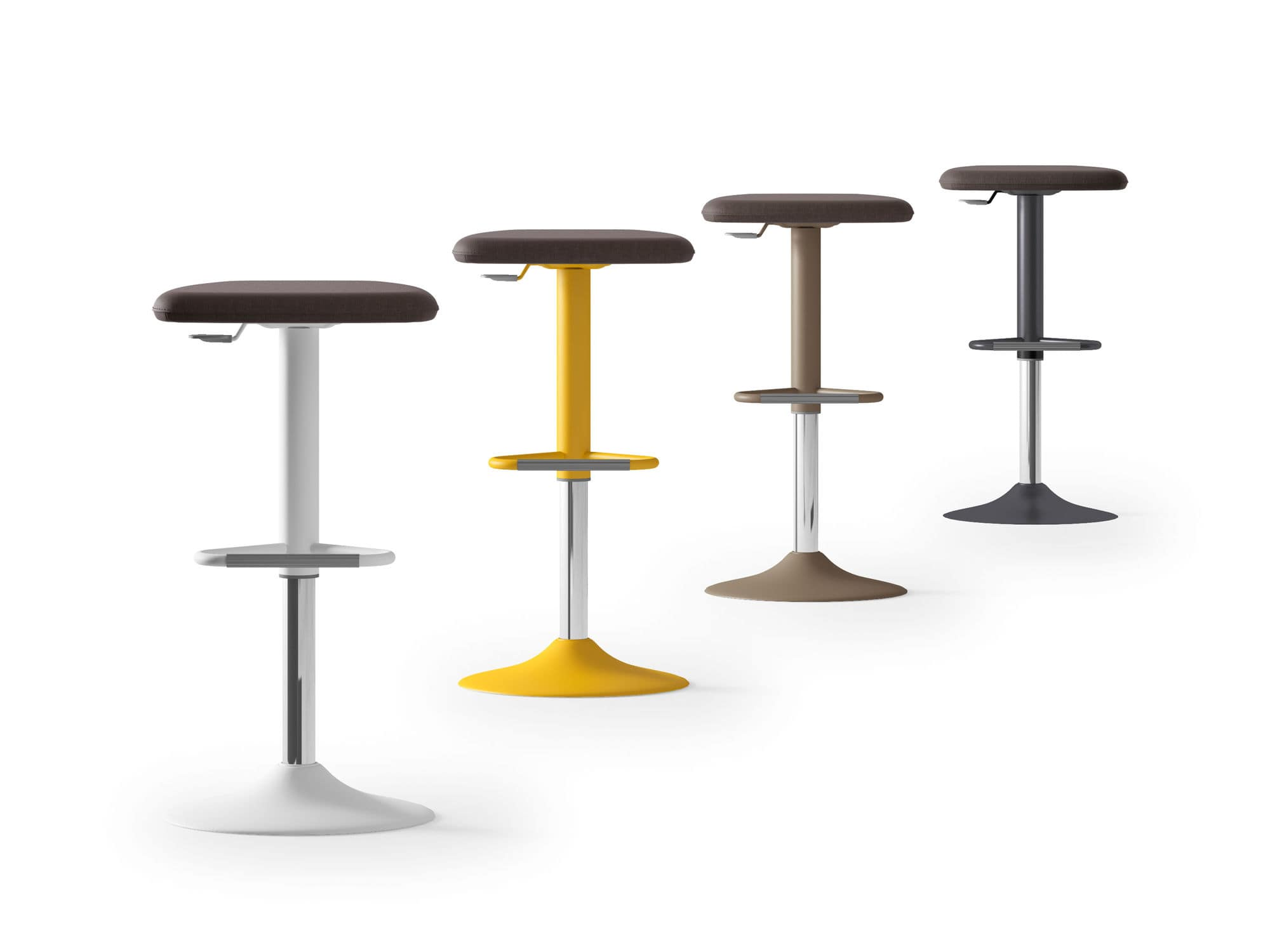 Stil sedie sgabello cucina bar ristorante sala slot modello