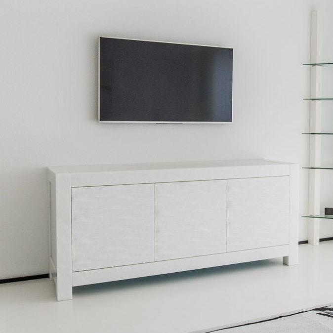 Credenza moderna / in marmo / bianca Luis Design