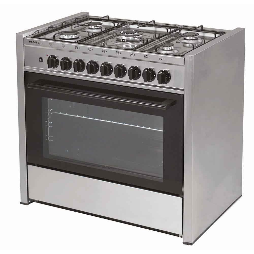 Blocco cucina a gas / in acciaio inox / in ghisa / wok - 69-GG50 ...