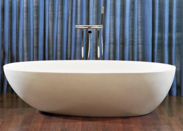 Vasca Da Bagno Uovo : Vasca da bagno da appoggio ovale in composito egg by