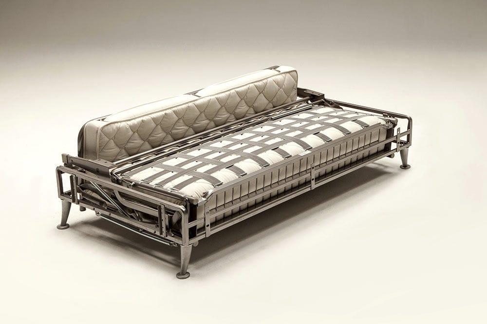 Letto Molle Insacchettate : Meccanismo per divano letto con materasso in schiuma poliuretanica