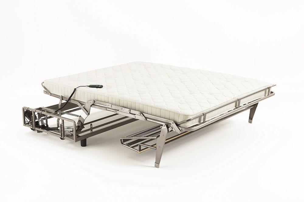 Letto Molle Insacchettate : Meccanismo per divano letto con materasso in schiuma viscoelastica