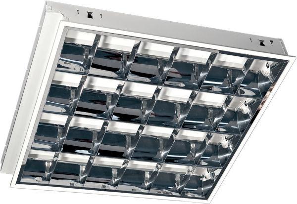 Plafoniere Quadrate Soffitto : Luce da incasso a soffitto quadrata in lamiera dacciaio sh03