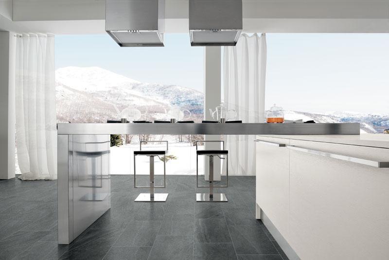 Piastrelle grigio lovely bricoman rivestimenti cucina