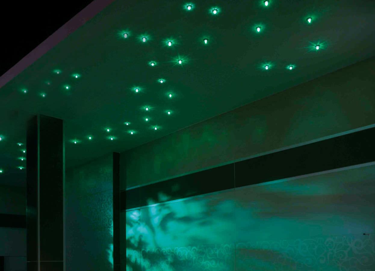 Plafoniere Led Da Interni : Plafoniera moderna in cristallo led da interno ruben sky